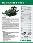 TracStar® 28 Series 2 Spec Sheet