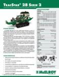 TracStar 28 Series 2 Spec Sheet - SPANISH
