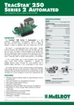 TracStar 250 Series 2 Automated Spec Sheet - A4