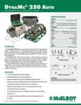 DynaMc 250 Auto Spec Sheet