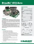 DynaMc 412 Auto Spec Sheet