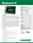 DataLogger 6 Spec Sheet