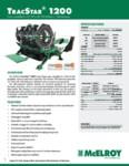 TracStar 1200 Spec Sheet