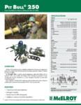 Pit Bull 250 HP Spec Sheet