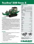 TracStar 250 Series 2 Spec Sheet