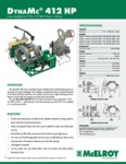 DynaMc 412 HP Spec Sheet