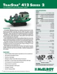 TracStar 412 Series 2 Spec Sheet