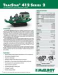 TracStar 412 Series 2 Spec Sheet