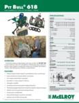 Pit Bull 618 Spec Sheet