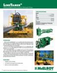 LineTamer Spec Sheet