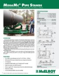 MegaMc Pipe Stands Spec Sheet