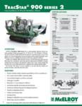 TracStar 900 Series 2 Spec Sheet