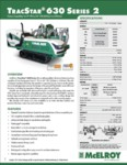 TracStar 630 Series 2 Spec Sheet