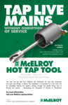 Polypropylene Hot Tap Tool Flyer