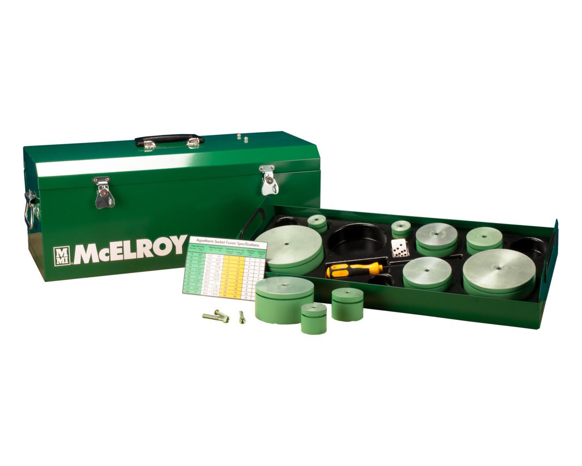 20-125mm Socket Heater Adapter Kit