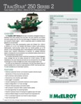 TracStar 250 Spec Sheet