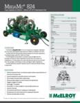 MegaMc 824 Spec Sheet