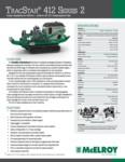 TracStar 412 Spec Sheet