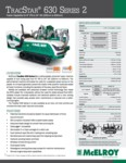 TracStar 630 Spec Sheet