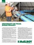 University of Tulsa Dorm Project