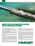 HDPE For Outdated Florida Keys Sewage System