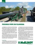 Fusing Pipe in Florida