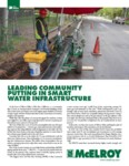 Leading Community Putting in Smart Water Infrastructure