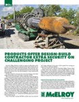 Products Offer Design-Build Contractor Extra Security on Challenging Project