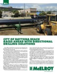 City of Daytona Beach Races Ahead with Directional Drilling Solutions