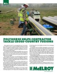 PolyHorse with PowerAssist Helps Contractor Tackle Cross-country Fusions