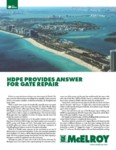 HDPE Provides Answer For Gate Repair