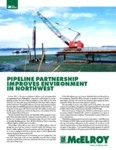pipeline partnership improves environment in northwest