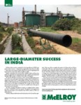 Large Diameter Success In India