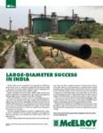 Large Diameter Success In India