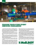 fusion tools for every indoor challenge