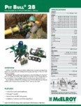 Pit Bull 28 Spec Sheet