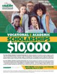 Scholarship flyer 2020