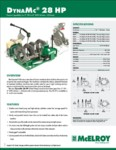 DynaMc 28 HP Spec Sheet