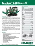 TracStar 618 Series 2 Spec Sheet
