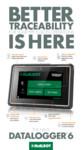DataLogger 6 CONEXPO 2017 Flyer